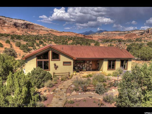 48 W Jennah Cir, Moab, UT 84532 (MLS #1553945) :: High Country Properties