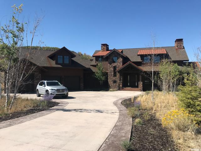 4616 Aspen Camp Loop, Park City, UT 84098 (#1553996) :: Exit Realty Success