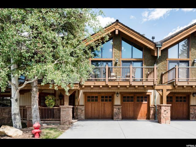 7170 Little Belle Ct #19, Park City, UT 84060 (#1554129) :: Powerhouse Team   Premier Real Estate
