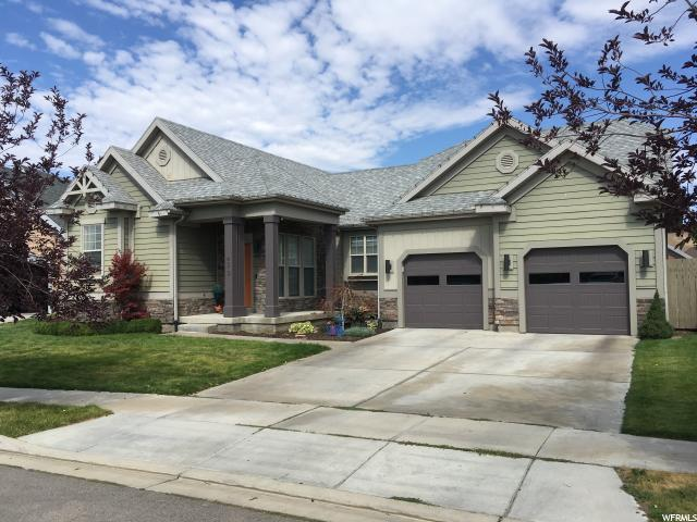 4839 N Shady Hollow Ln, Lehi, UT 84043 (#1554142) :: Bustos Real Estate | Keller Williams Utah Realtors