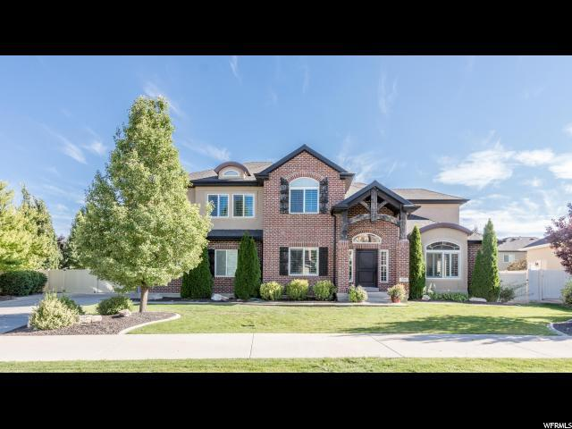 270 E Clubview Ln N, Lehi, UT 84043 (#1554193) :: Eccles Group