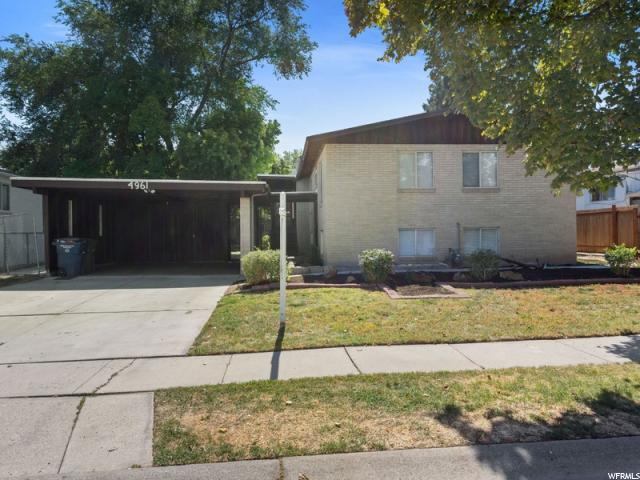 4961 W Mandan Ave. S, West Valley City, UT 84120 (#1554195) :: Red Sign Team