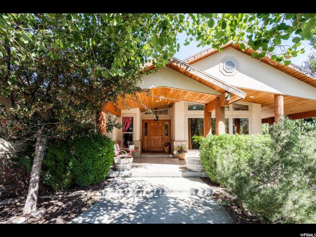 539 W Wild Willow Dr, Francis, UT 84036 (MLS #1554196) :: High Country Properties