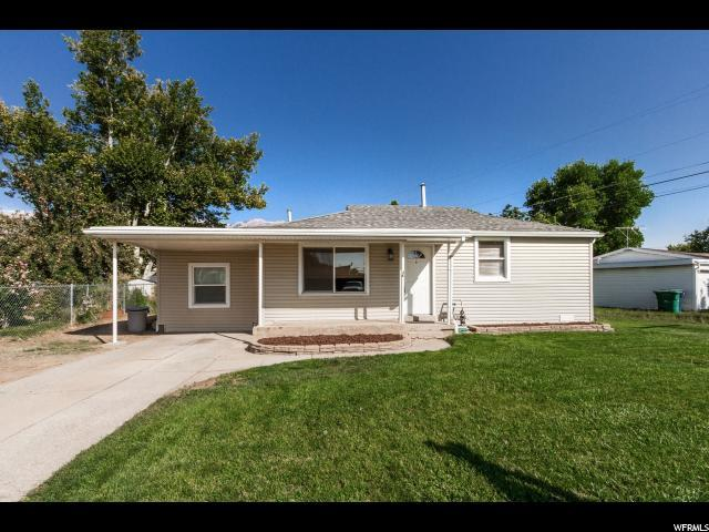 80 N Talbot Dr N, Layton, UT 84041 (#1554234) :: The Fields Team