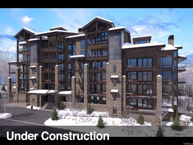 7697 Village Way #401, Park City, UT 84060 (#1554283) :: Zippro Team