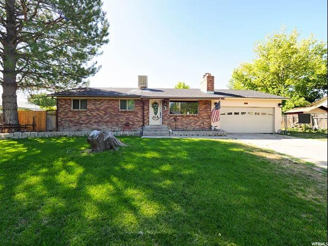 2007 W Arthur Dr S, West Jordan, UT 84084 (#1554326) :: Exit Realty Success