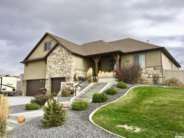 9356 N Horizon Dr, Eagle Mountain, UT 84005 (#1554406) :: goBE Realty