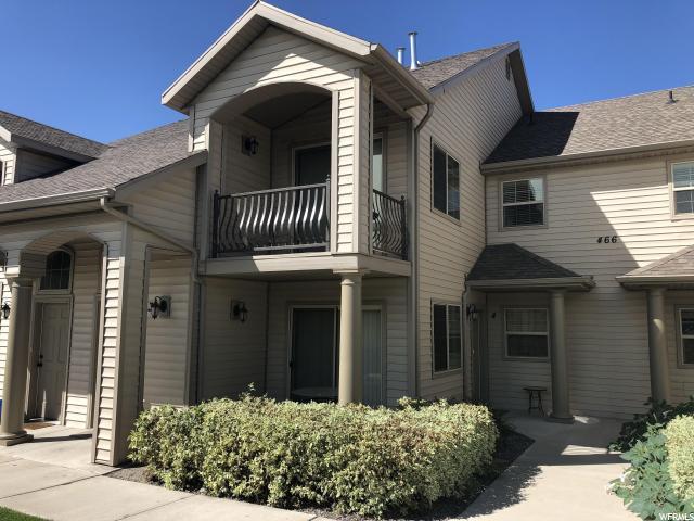 466 S 2550 W #4, Springville, UT 84663 (#1554438) :: Bustos Real Estate | Keller Williams Utah Realtors