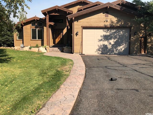 1685 Wild Rose Dr, Francis, UT 84036 (#1554452) :: Bustos Real Estate | Keller Williams Utah Realtors