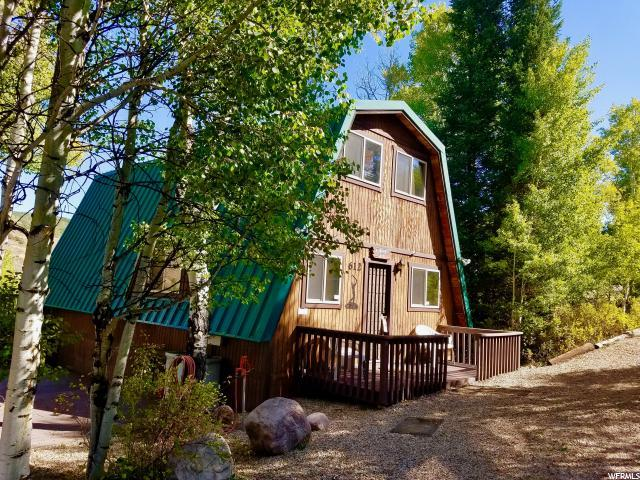 612 Conifer Dr #612, Oakley, UT 84055 (MLS #1554464) :: High Country Properties