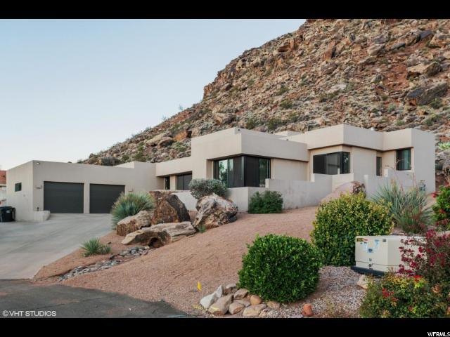 1427 W Monticello Circle, St. George, UT 84790 (#1554475) :: Big Key Real Estate