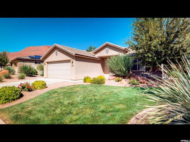 242 S 300 W, Ivins, UT 84738 (#1554501) :: Exit Realty Success