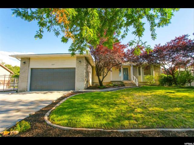1117 W Valewood Dr, Murray, UT 84123 (#1554526) :: Bustos Real Estate | Keller Williams Utah Realtors