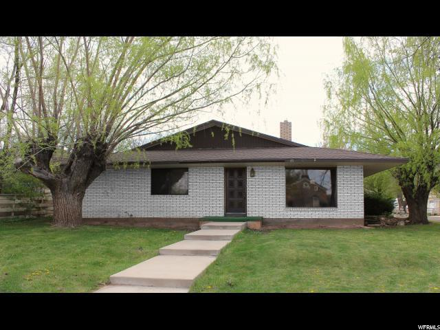 45 W 100 S, Parowan, UT 84761 (#1554560) :: Exit Realty Success