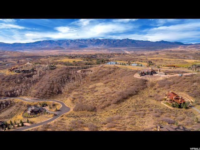 8199 N Sunrise Loop, Park City, UT 84098 (#1554640) :: The One Group