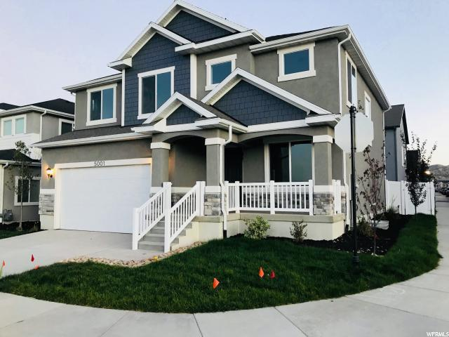5001 W Berry Creek Dr, Herriman, UT 84096 (#1554665) :: The Fields Team