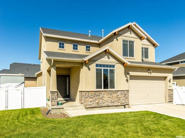 814 W Northlake Dr, Lehi, UT 84043 (#1554673) :: Bustos Real Estate | Keller Williams Utah Realtors
