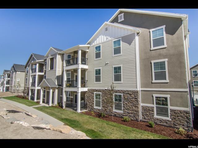 14472 S Selvig Way W F204, Herriman, UT 84096 (#1554689) :: Bustos Real Estate | Keller Williams Utah Realtors