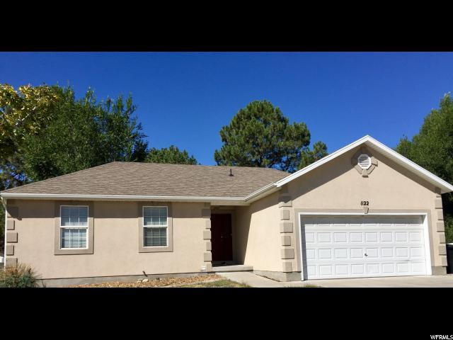 1122 W 990 N, Provo, UT 84604 (#1554698) :: Exit Realty Success