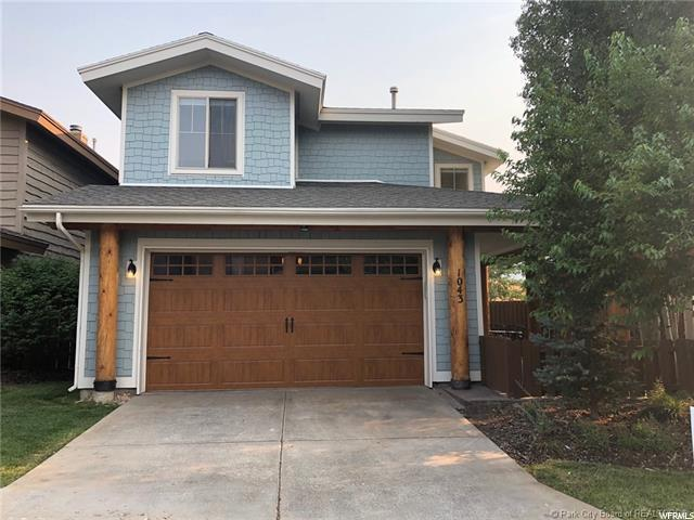 1043 Lincoln Ln, Park City, UT 84098 (MLS #1554704) :: High Country Properties