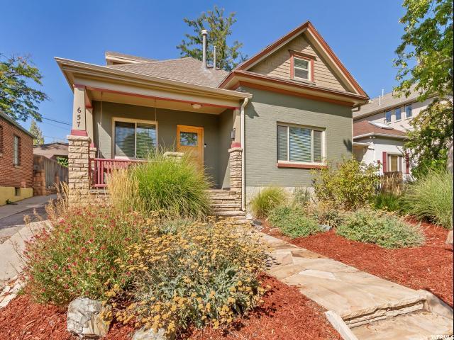 657 E 4 Ave N, Salt Lake City, UT 84103 (#1554773) :: Bustos Real Estate | Keller Williams Utah Realtors