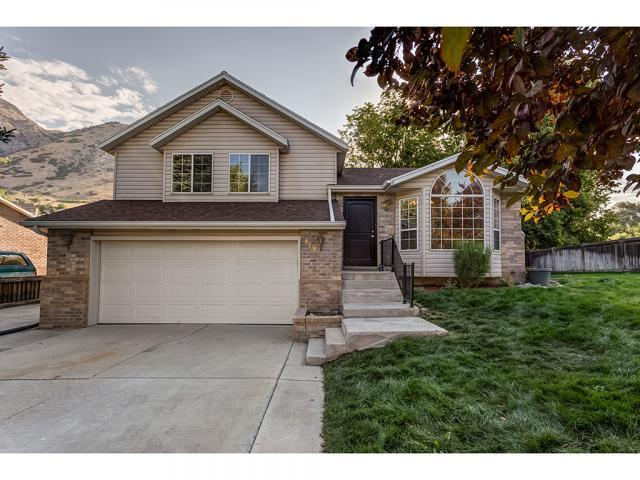 418 N 600 E, Springville, UT 84663 (#1554804) :: Big Key Real Estate