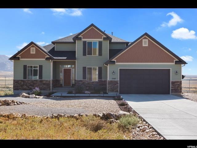 1547 W Rim Rock Dr, Stockton, UT 84071 (#1554818) :: The Fields Team