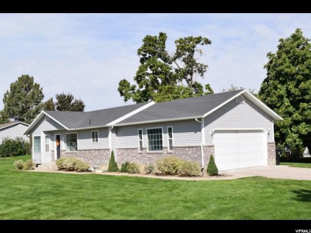 191 E 300 S, Hyrum, UT 84319 (#1554874) :: Bustos Real Estate | Keller Williams Utah Realtors