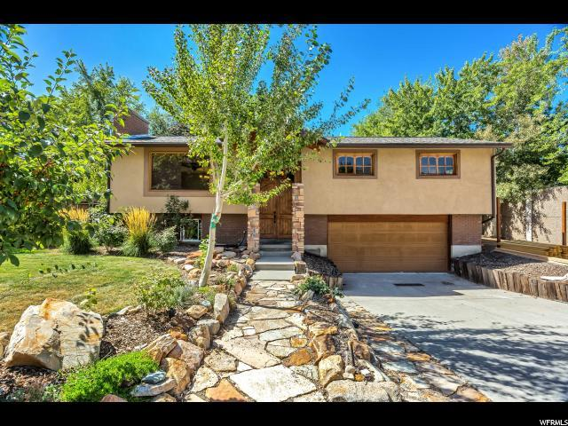 9426 S Gardners Pl E, Sandy, UT 84092 (#1554886) :: The Fields Team