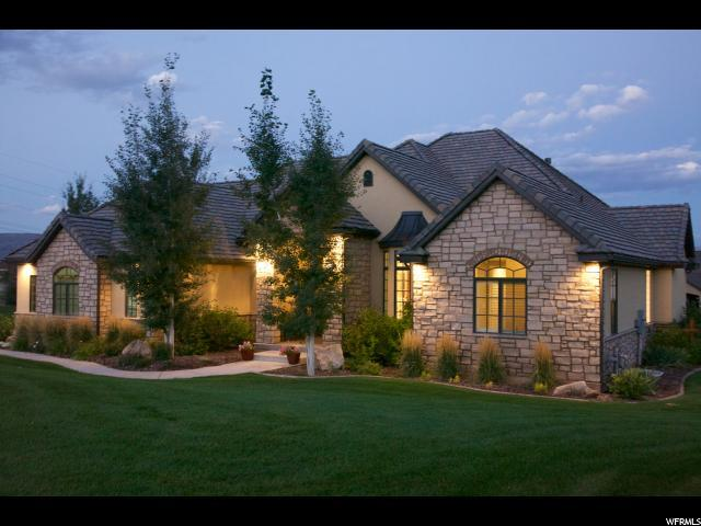 885 S Whitewater Way, Midway, UT 84049 (MLS #1554896) :: High Country Properties