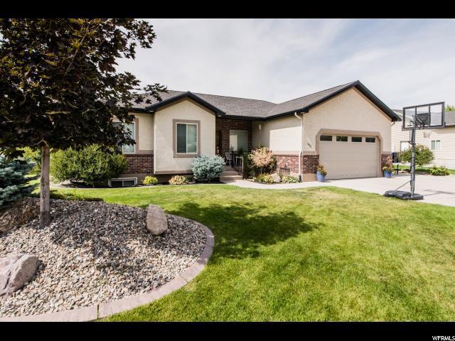 380 S 100 W, Richmond, UT 84333 (#1554945) :: Bustos Real Estate   Keller Williams Utah Realtors