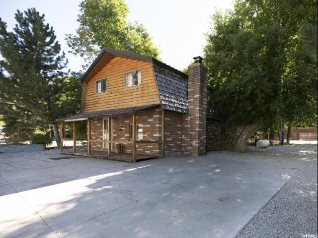 93 E Main St, Ophir, UT 84071 (#1554956) :: The Fields Team