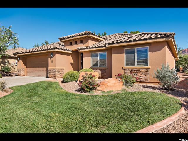 336 W 270 S, Ivins, UT 84738 (#1554964) :: Exit Realty Success