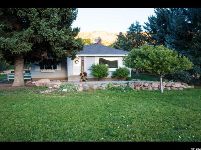 12704 N High Creek Rd, Cove, UT 84320 (#1554975) :: Bustos Real Estate   Keller Williams Utah Realtors
