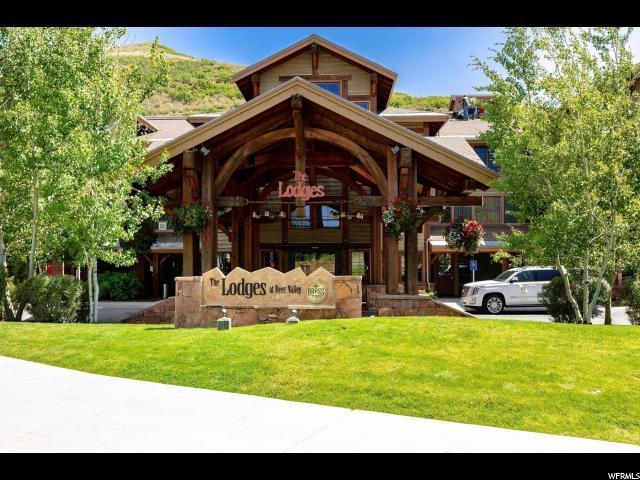 2900 Deer Valley Dr E #3205, Deer Valley, UT 84060 (#1555020) :: Keller Williams Legacy