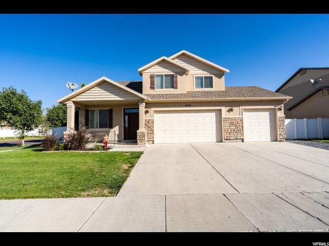 1068 W Oldham Dr N, North Salt Lake, UT 84054 (#1555022) :: Bustos Real Estate | Keller Williams Utah Realtors