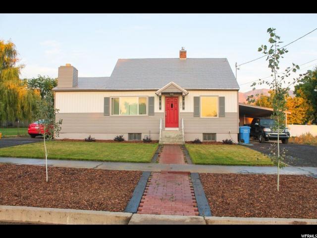 282 N 100 E, Smithfield, UT 84335 (#1555030) :: Colemere Realty Associates
