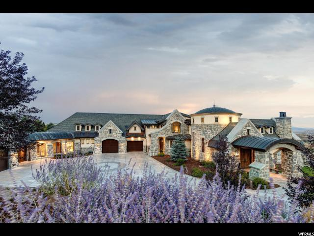 8066 N Red Fox Ct, Park City, UT 84098 (#1555117) :: Red Sign Team