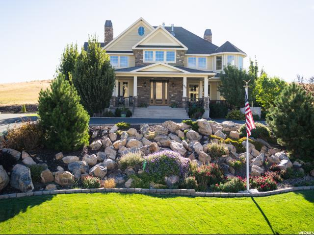 8100 S 4000 W, Wellsville, UT 84339 (#1555128) :: Bustos Real Estate | Keller Williams Utah Realtors