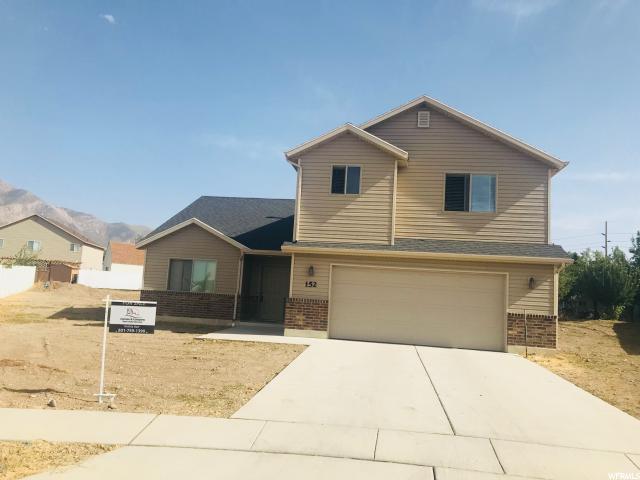 152 S Isaac Newton Ct W, Ogden, UT 84404 (#1555169) :: Bustos Real Estate | Keller Williams Utah Realtors