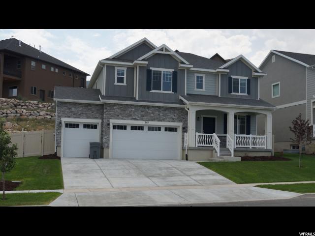 3117 S Tytus Ln W, Saratoga Springs, UT 84045 (#1555173) :: RE/MAX Equity