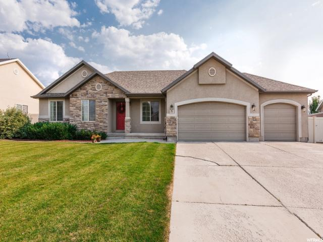 1090 E 570 S, Heber City, UT 84032 (#1555176) :: The Fields Team