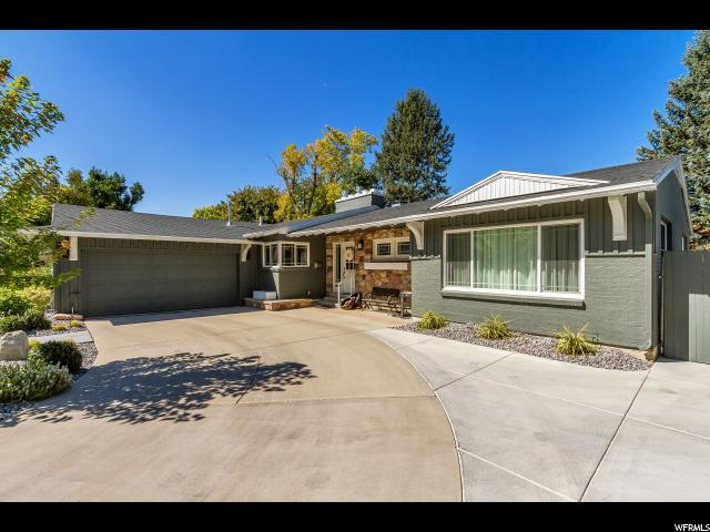 1623 E Lone Peak Dr S, Holladay, UT 84117 (#1555249) :: Exit Realty Success