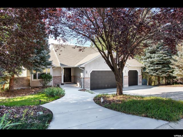 702 E Valley Dr, Heber City, UT 84032 (MLS #1555260) :: High Country Properties