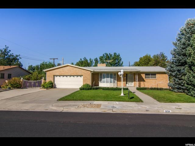 8134 S Wilson St W, Midvale, UT 84047 (#1555274) :: Bustos Real Estate | Keller Williams Utah Realtors