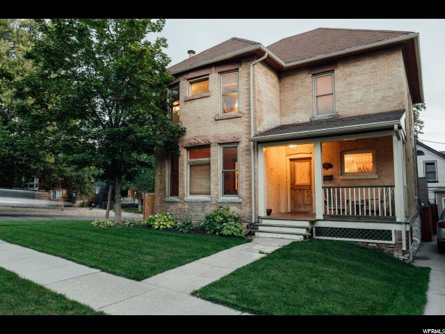 740 E Third Ave, Salt Lake City, UT 84103 (#1555276) :: Colemere Realty Associates
