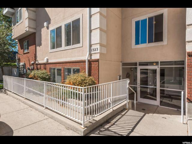 1323 E 4500 S #12, Salt Lake City, UT 84117 (#1555290) :: Big Key Real Estate