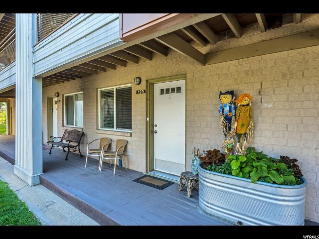 650 N 300 WEST W #129, Salt Lake City, UT 84103 (#1555311) :: Big Key Real Estate