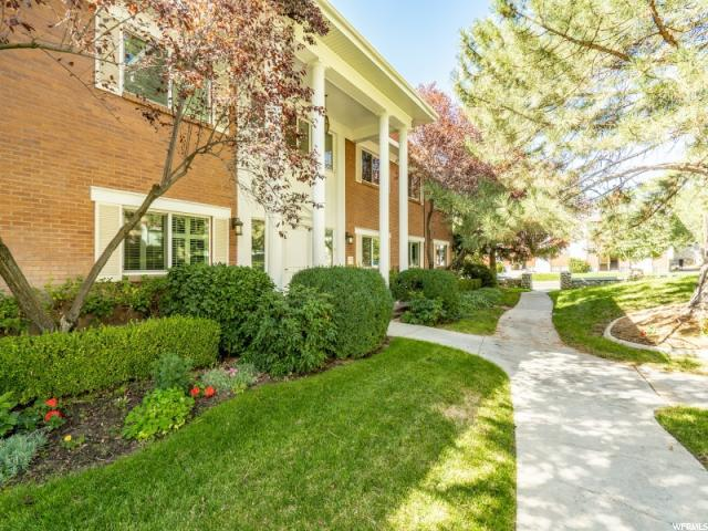 2708 S Highland Dr #10, Salt Lake City, UT 84106 (#1555325) :: Big Key Real Estate