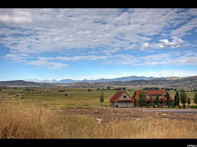 1274 Dovetail Ct, Kamas, UT 84036 (MLS #1555337) :: High Country Properties